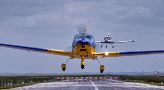 Curso de piloto y vuelo en sevilla