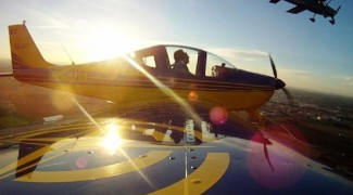 Curso de Piloto y vuelos en Sevilla