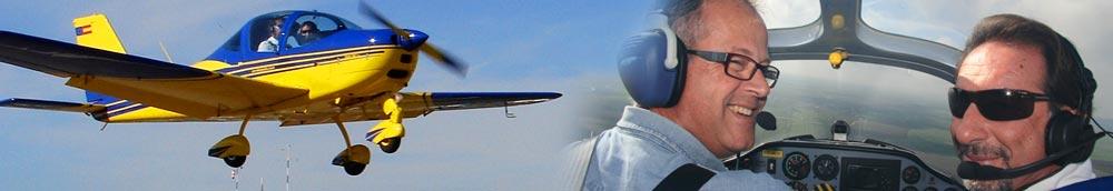 Aerohispalis, historia del aerodromo