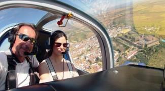 Paseo aereo sevilla