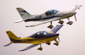 aviones ultraligeros